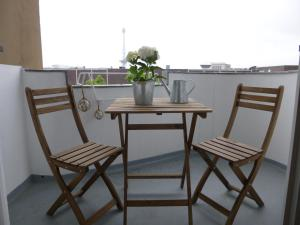 Comfort Apartment Berlin, Апартаменты  Берлин - big - 17