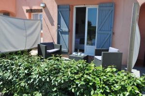 Hôtel de la Vierge Noire, Hotel  Sainte-Maxime - big - 26