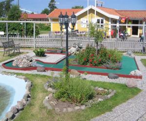 Talluddens Stugby, Ferienparks  Färjestaden - big - 31