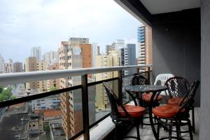 Leme Apartments, Apartmány  Fortaleza - big - 9