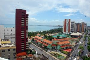 Leme Apartments, Apartmány  Fortaleza - big - 13