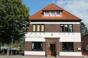 Hotel Central Zur Rampe, Hotely  Wildeshausen - big - 11