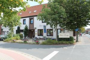 Hotel Central Zur Rampe, Hotely  Wildeshausen - big - 1