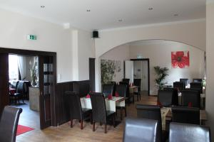 Hotel Central Zur Rampe, Hotely  Wildeshausen - big - 12