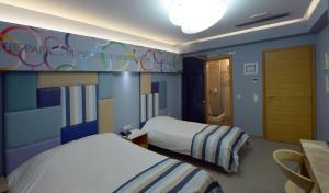 Kastro Hotel, Hotels  Heraklio Town - big - 17