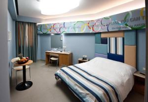 Kastro Hotel, Hotels  Heraklio Town - big - 56