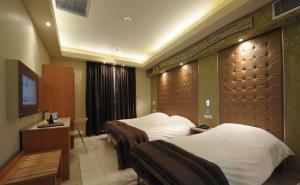 Kastro Hotel, Hotels  Heraklio Town - big - 19