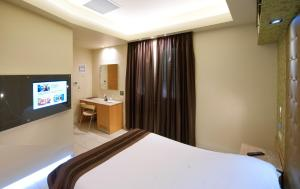 Kastro Hotel, Hotels  Heraklio Town - big - 14