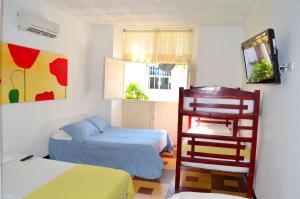 Hotel Santa Cruz, Hotel  Cartagena de Indias - big - 8
