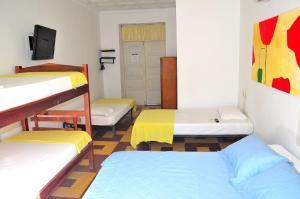Hotel Santa Cruz, Hotel  Cartagena de Indias - big - 15