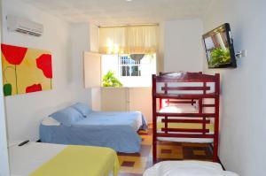 Hotel Santa Cruz, Hotel  Cartagena de Indias - big - 16