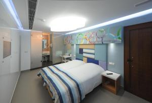 Kastro Hotel, Hotels  Heraklio Town - big - 20