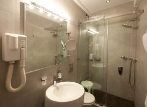 Kastro Hotel, Hotels  Heraklio Town - big - 8