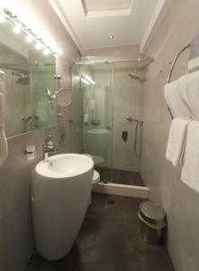 Kastro Hotel, Hotels  Heraklio Town - big - 6