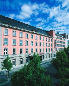 Mövenpick Hotel Berlin Am Potsdamer Platz, Szállodák  Berlin - big - 70