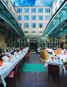 Mövenpick Hotel Berlin Am Potsdamer Platz, Szállodák  Berlin - big - 69