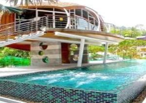 Emerald: Apartment in Patong, Ferienwohnungen  Strand Patong - big - 34