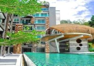 Emerald: Apartment in Patong, Ferienwohnungen  Strand Patong - big - 35