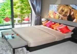Emerald: Apartment in Patong, Ferienwohnungen  Strand Patong - big - 29