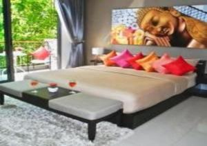 Emerald: Apartment in Patong, Ferienwohnungen  Strand Patong - big - 31