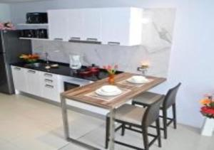 Emerald: Apartment in Patong, Ferienwohnungen  Strand Patong - big - 45