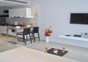 Emerald: Apartment in Patong, Ferienwohnungen  Strand Patong - big - 44