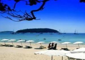 Emerald: Apartment in Patong, Ferienwohnungen  Strand Patong - big - 42