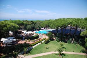 Park Hotel Marinetta, Hotely  Marina di Bibbona - big - 112