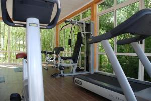 Park Hotel Marinetta, Hotely  Marina di Bibbona - big - 61