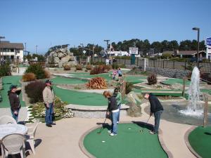 Emerald Dolphin Inn & Mini Golf, Hotels  Fort Bragg - big - 29