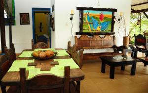 Finca El Jecho, Lodge  Villavicencio - big - 8