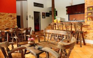 Finca El Jecho, Lodge  Villavicencio - big - 7