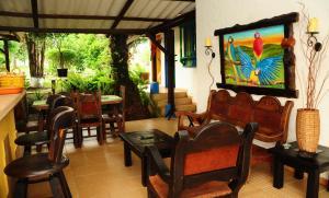 Finca El Jecho, Lodge  Villavicencio - big - 28