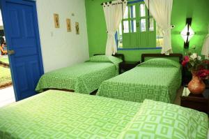 Finca El Jecho, Lodge  Villavicencio - big - 5