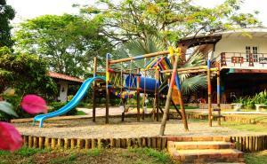 Finca El Jecho, Lodge  Villavicencio - big - 10