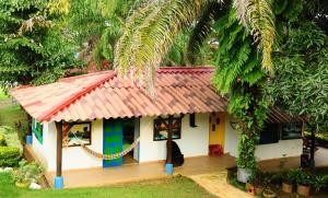 Finca El Jecho, Lodge  Villavicencio - big - 32