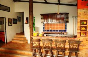 Finca El Jecho, Lodge  Villavicencio - big - 31