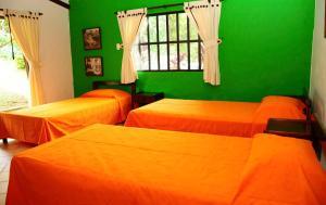 Finca El Jecho, Lodge  Villavicencio - big - 9