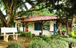 Finca El Jecho, Lodge  Villavicencio - big - 2