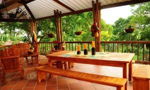Finca El Jecho, Lodge  Villavicencio - big - 16