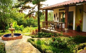 Finca El Jecho, Lodge  Villavicencio - big - 17