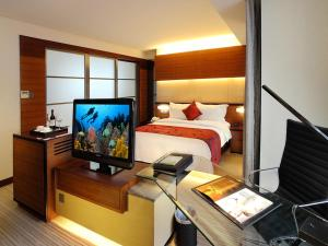 Grand View Hotel Tianjin, Hotel  Tianjin - big - 3