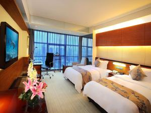 Grand View Hotel Tianjin, Hotel  Tianjin - big - 22