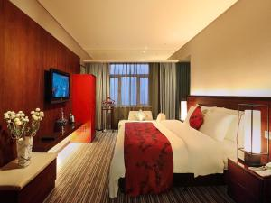 Grand View Hotel Tianjin, Hotel  Tianjin - big - 34