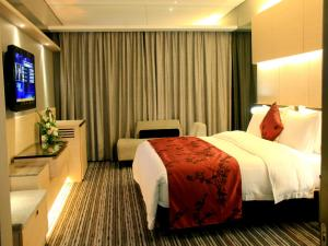 Grand View Hotel Tianjin, Hotel  Tianjin - big - 48