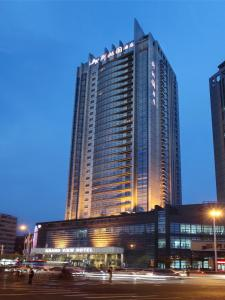 Grand View Hotel Tianjin, Hotel  Tianjin - big - 1
