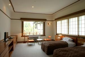 Nikko Kanaya Hotel, Hotels  Nikko - big - 12