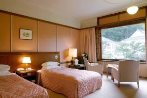 Nikko Kanaya Hotel, Hotels  Nikko - big - 11