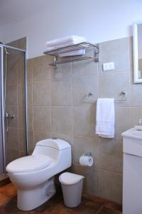 Hostal Cepa Noble, Hotels  Santa Cruz - big - 6