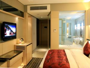 Grand View Hotel Tianjin, Hotel  Tianjin - big - 26